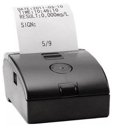 Алкотестер Динго Е-200 (B) SD с принтером