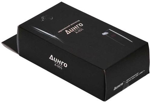 "Упаковочная коробка алкотестера ""Динго А-055"""